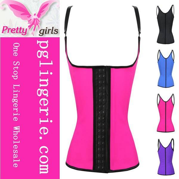 2015 plus size latex corset ,2015 plus size latex vest ,plus size rubber vest M1304k
