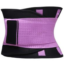 Custom Logo Slimming Back Support Sport Waist Trimmer Belt
