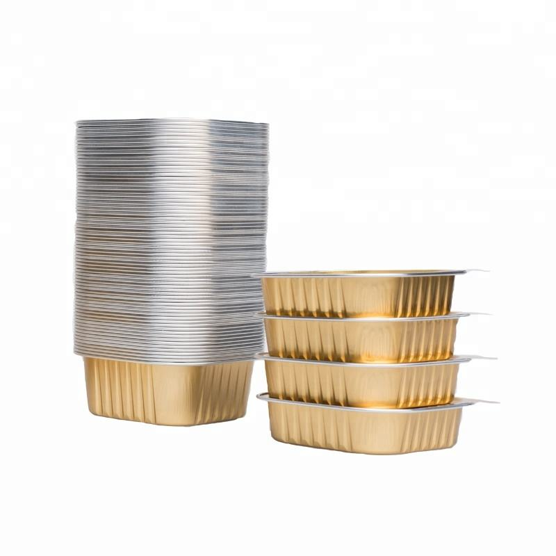 Pet Food Packaging Aluminium Foil Container