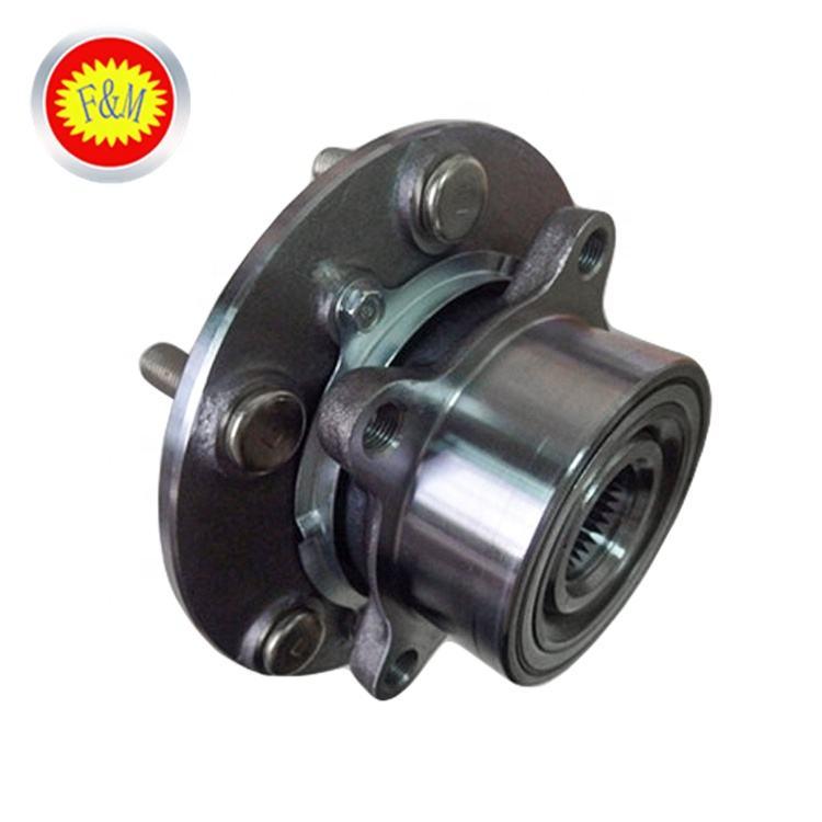 National 512386 Rear Wheel Hub and Bearing