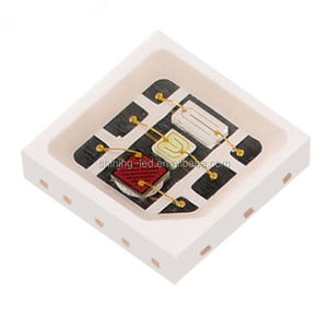Penuh Warna Low Power 3*0.5 W Lumen Tinggi 1.5 W SMD SANAN Epistar 3030 RGB LED Chip