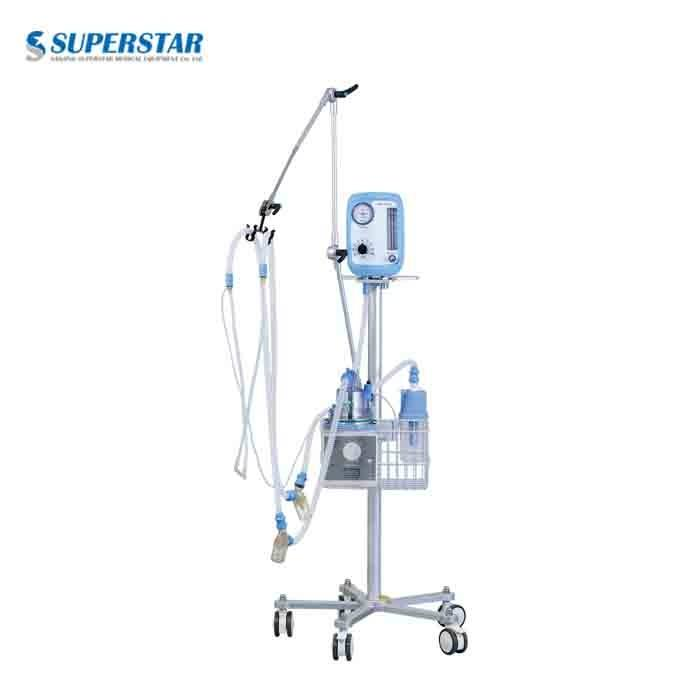 China Brands Infant Medical Icu Ventilator Pediatric