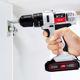 DIY power tools 18v cordless drill