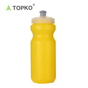 TOPKO customized cycling drinking sports bottle PE water bottle