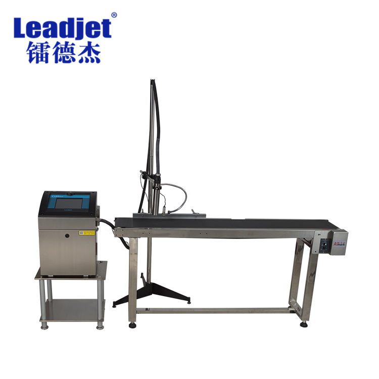 V150Plus High Speed Ink Jet Printer For Date Printer Hs Code Printing Machine