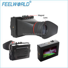Feelworld tft lcd 800*480 3.5 viewfinder with hdmi input and output