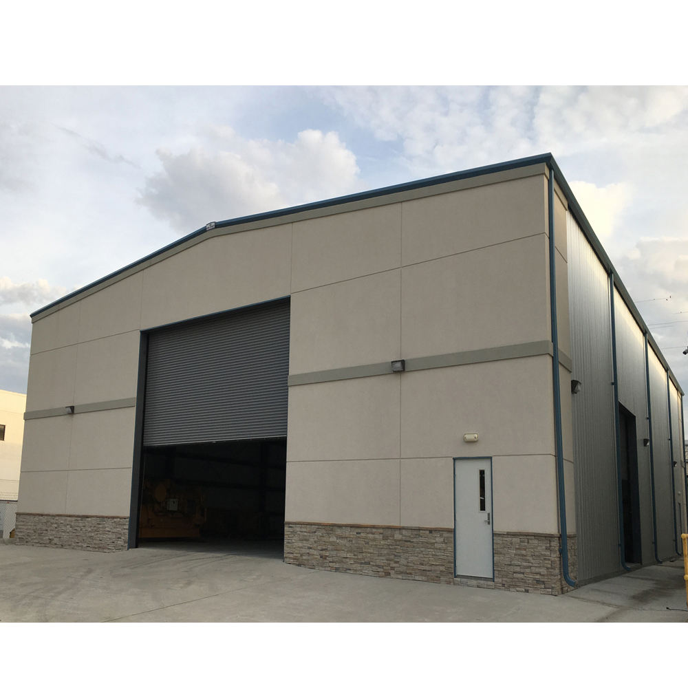 Cheap Safe Durable Steel Structure Garage/Hangar/Shed/Warehouse by Steel Structure