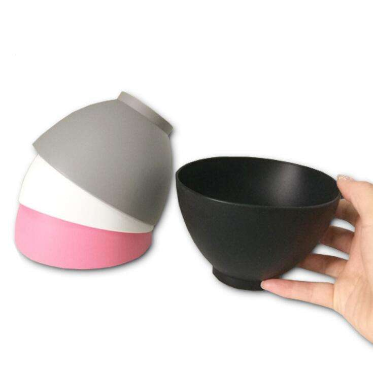 Flexible Rubber Plastic Mixing Bowl