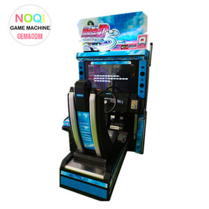 Beste Prijs Arcade Game Machine Racing Simulator, Initial D Gratis Car Racing Game Machine