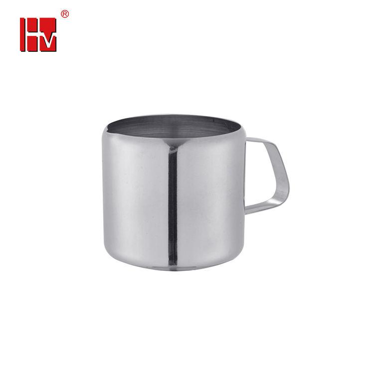 스테인레스 스틸 1 온스 s/s 우유 투수 크리머 우유 주전자