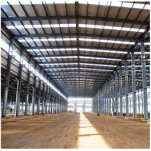 1000 sqm prefab workshop steel structure warehouse/steel structure building