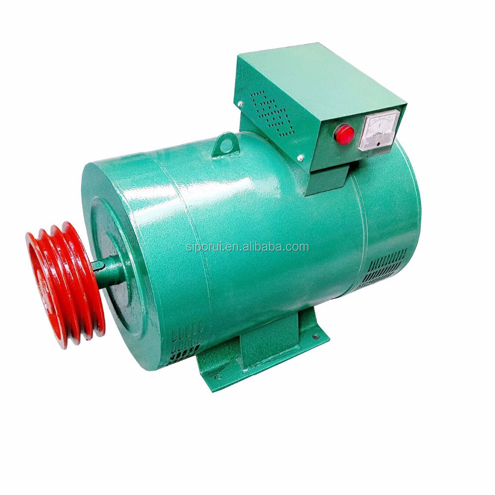 Brush AC Alternator 10kw 15kw 20kw 30kw 40kw 50kw Generator Head for sale