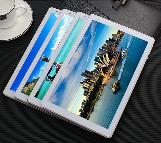 2018 Hot selling 10.1 Inch tablet MTK6580 quad core 1280*800 Ips Smart Touch Tablet Met Gps
