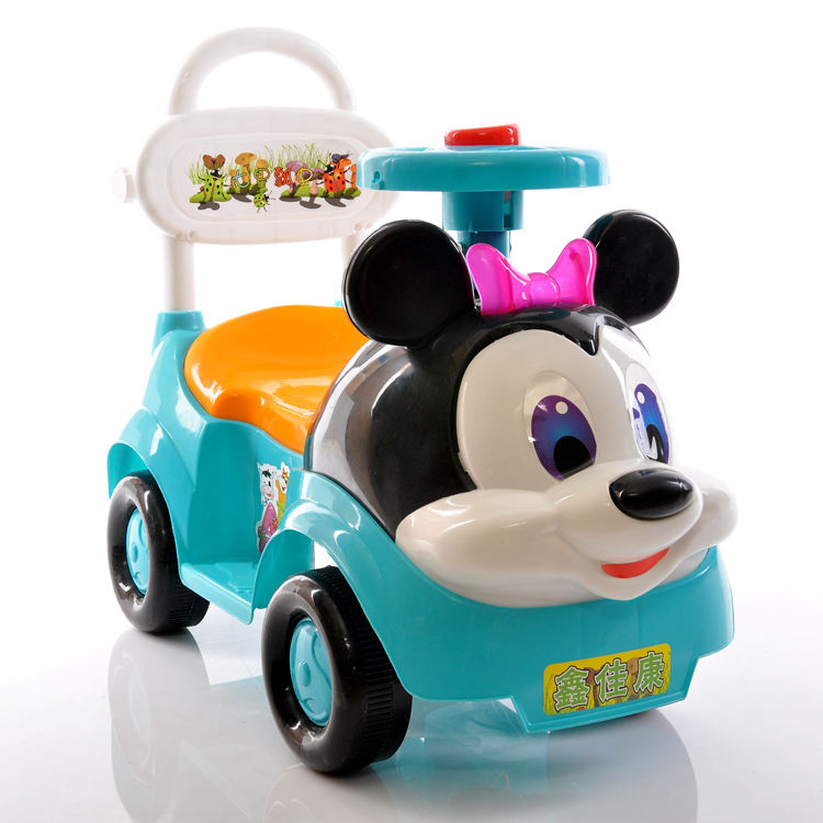 Wholesale high quality baby swing car baby ride on car