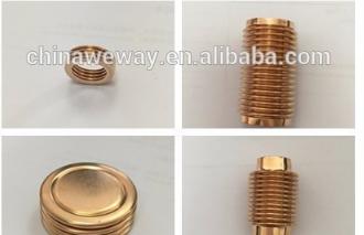 Flexible kim loại bellow lắp ráp