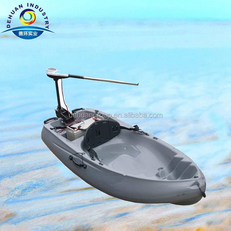 cheap sea kayak sit on top kayak with motor