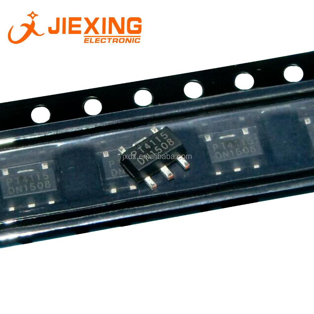 PT4115 LED Controlador de corriente constante IC 20 un