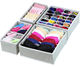 4 Set Houseware Closet Drawer Divider Grey Bra Storage Underwear Storage Organizer