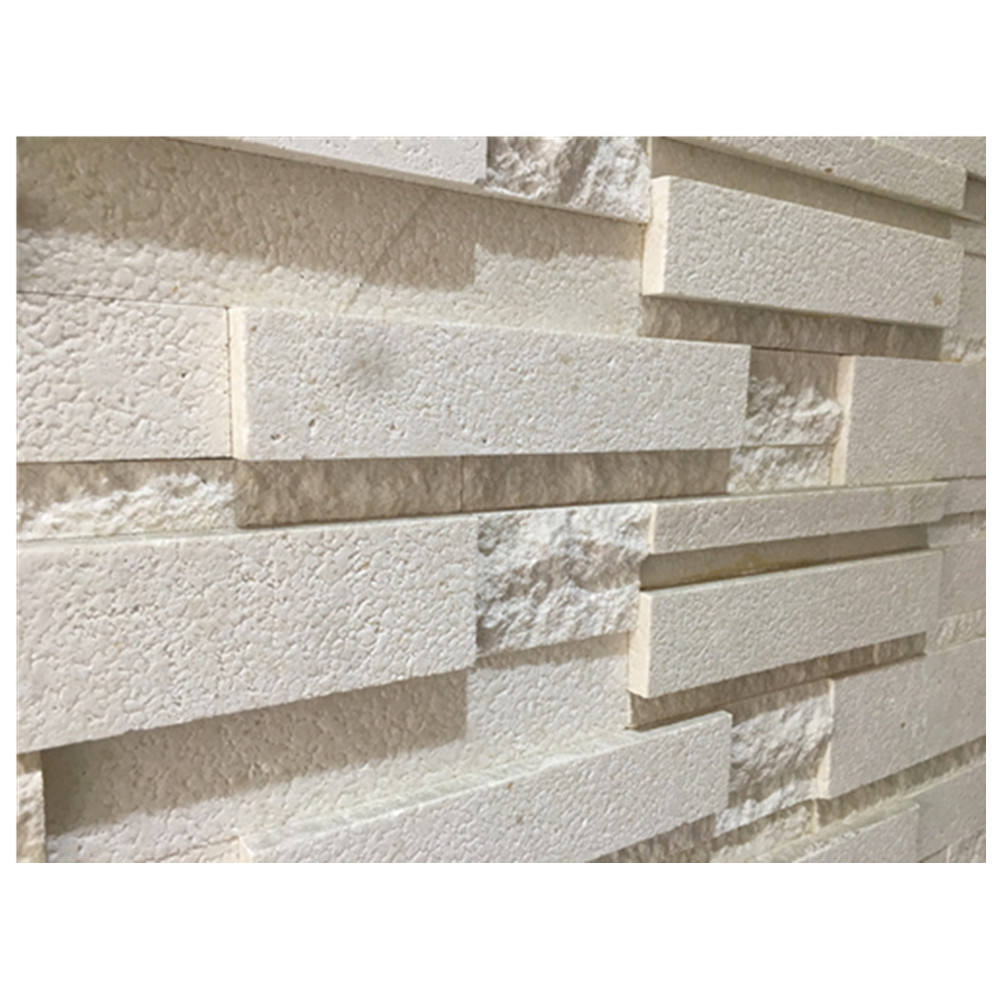 White Marble stone Natural stone exterior wall cladding
