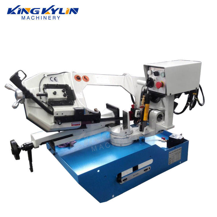 KK-170G c and c wood cutting machine band saw metal shearing machine