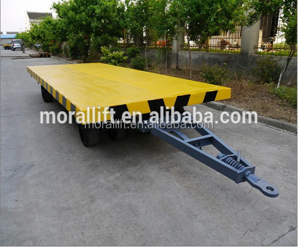 mobile trailer frame