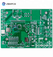 FR4 pcb bluetooth audio amplifier board