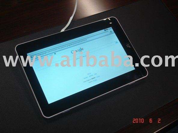 "10.2 ""google android 2.1 Tablette PC 3G externe"