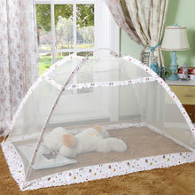 Folded baby mosquito net infant mosquito tent  for summer