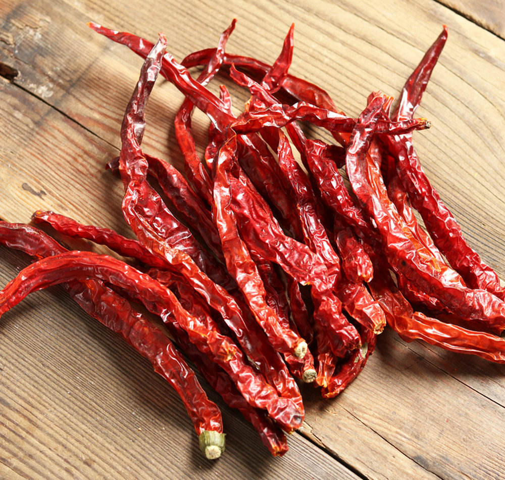 (HOT) Dry Red Chilli