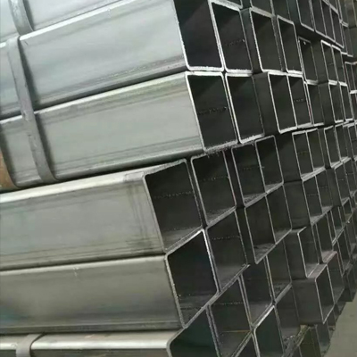 China 3x4 shs rhs hollow section galvanized rectangular steel pipe and tube