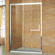 factory cheap sliding door 2 person steam shower room