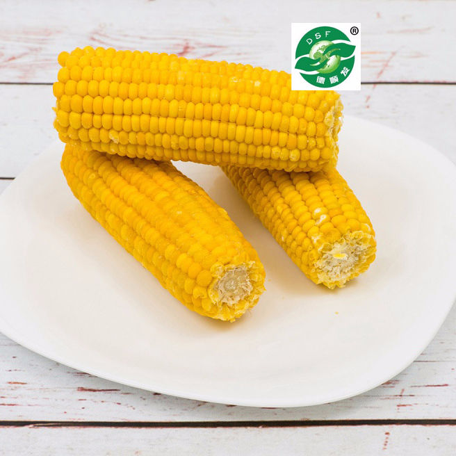 supply BRC certified IQF frozen sweet corn cob cut whole kernels good quality hot sale