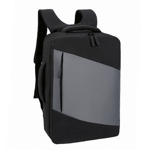 Korean OEM Notebook 15.6 Inch USB Bags Men Business Travel Computer Laptop Backpack