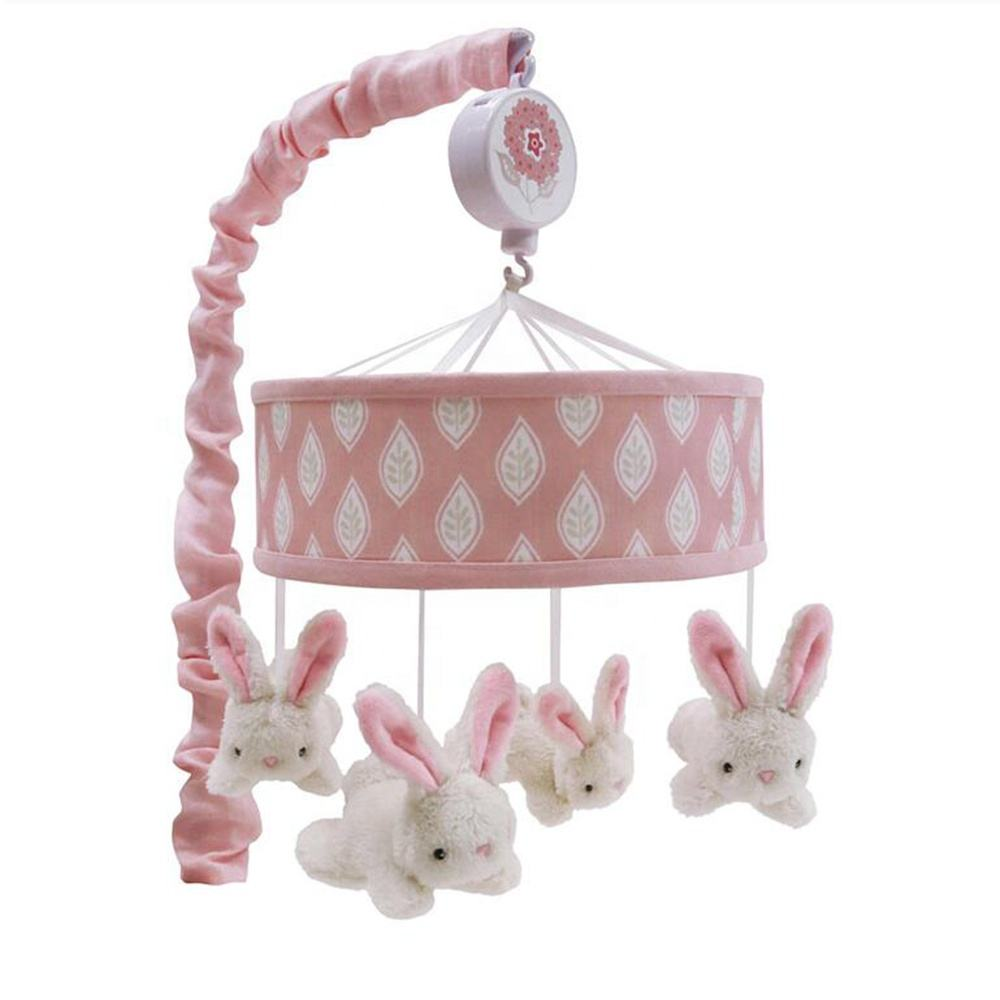 New Arrivals Custom Rotating Baby Musical Mobile