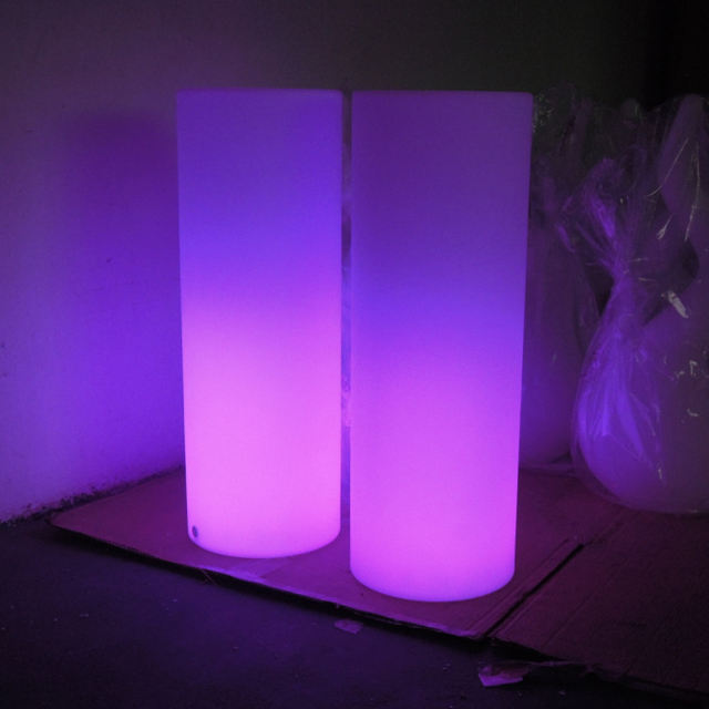 Event, party, concert wedding use led decorative guide LED lighting pillar
