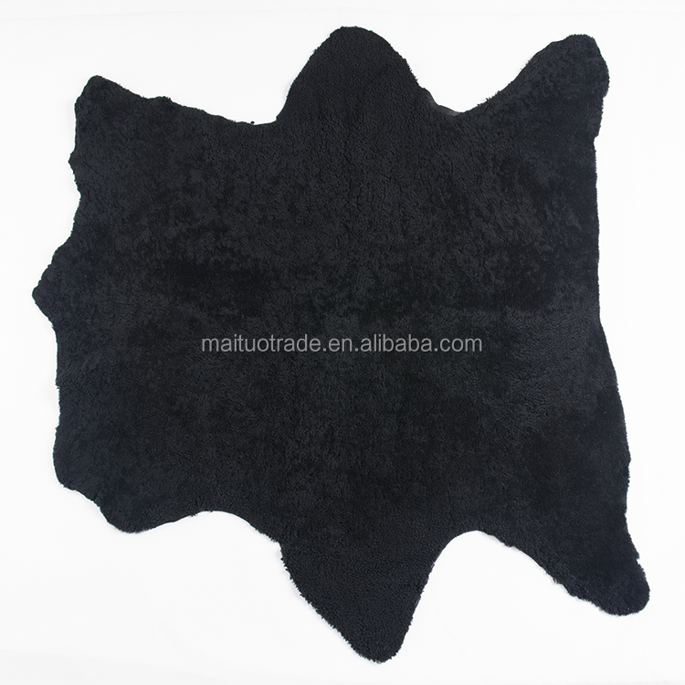 Natural Fur 100% Sheepskin Lining Salted Raw Sheep Skins