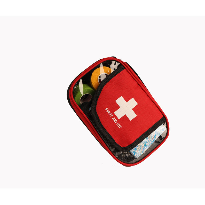 ISO Promotional quotation sale football Emergency First Aid Kit/Case/Bag Pack