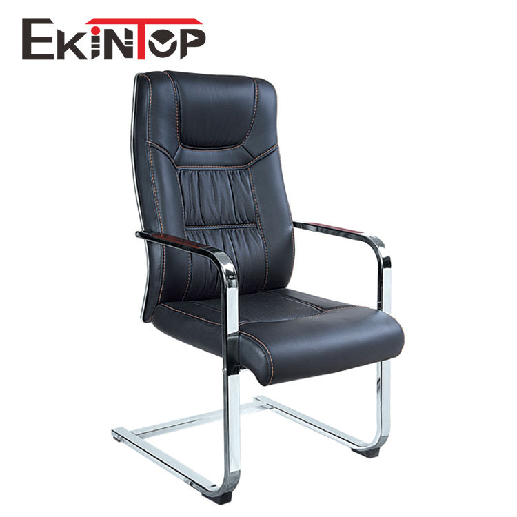 High elastic chairs without wheels meeting office chair