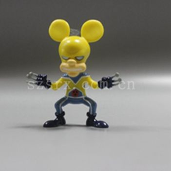 Cute Creative Cartoon Action figure , OEM Children's Toys, Film and TV Characters