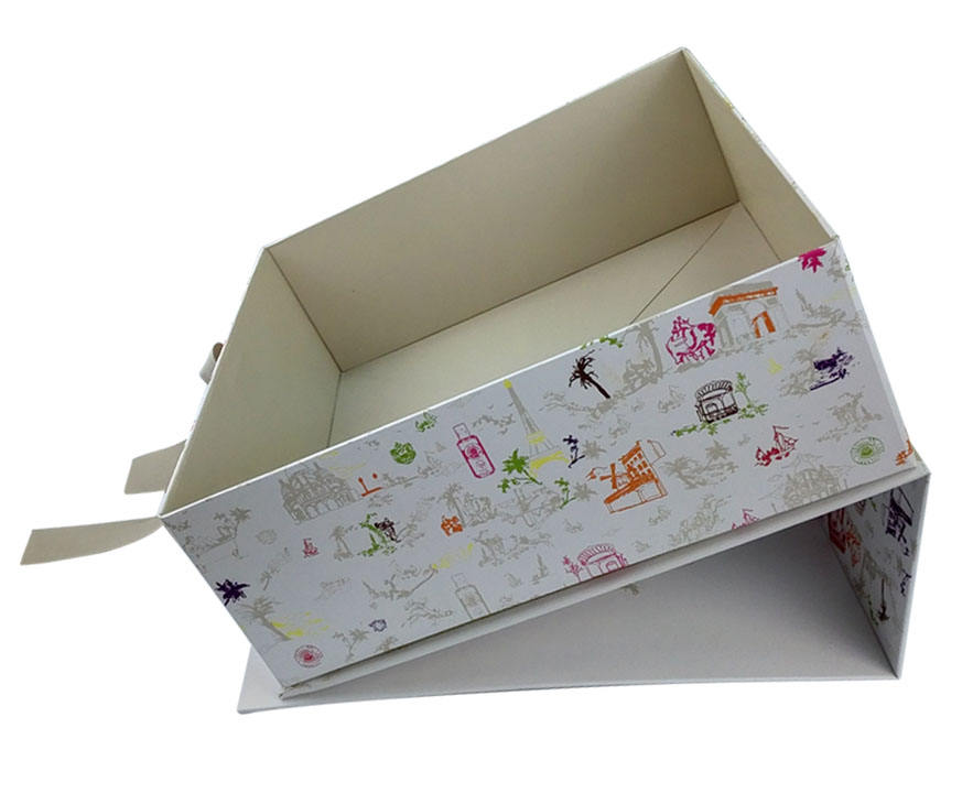Private Label Bedding Packaging Box