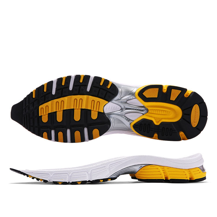 PVC out sole material TPR sole designs Eva running shoe sole