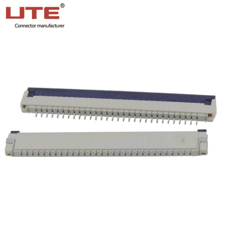 FPC connecteur 0.5mm pitch H = 2.5 retour flip type <span class=keywords><strong>lcd</strong></span> <span class=keywords><strong>jack</strong></span>