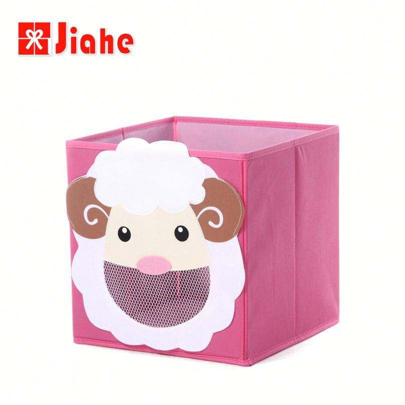 Kids good price container foldable storage cube