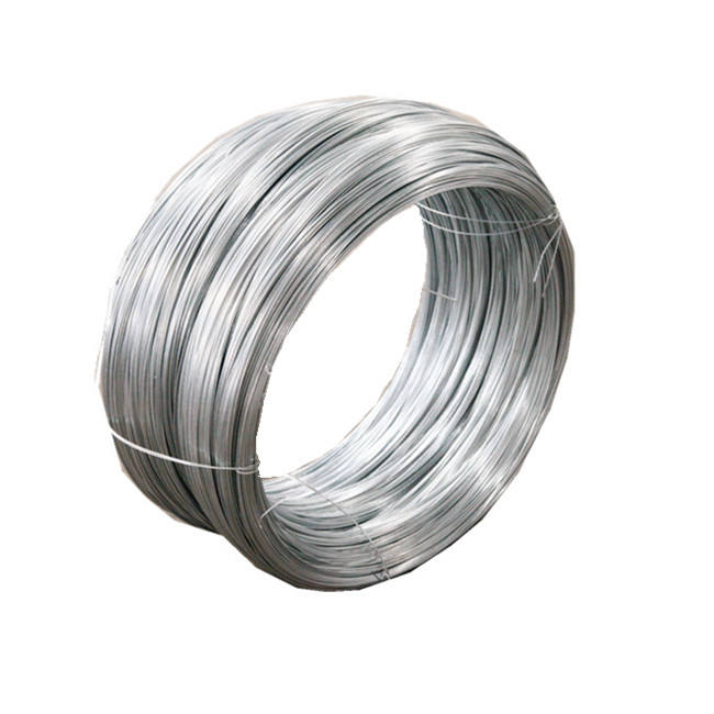 China famous brand galvanized iron wire zinc coated iron wire for binding