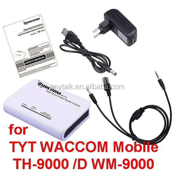 SURECOM SR-112 simplex repeater Controller for walkie talkie