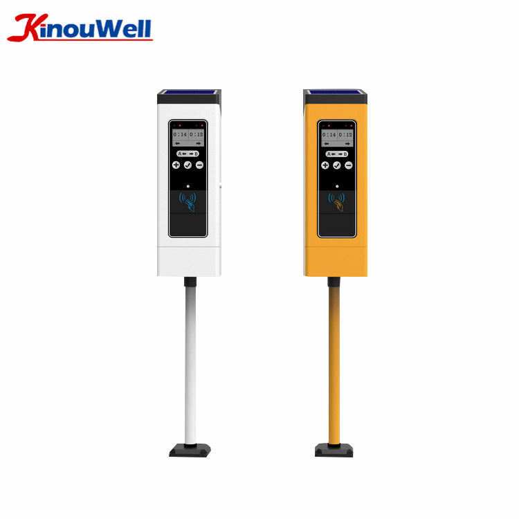 Automatic Intelligent Car Parking Meter Coin Machine Cost