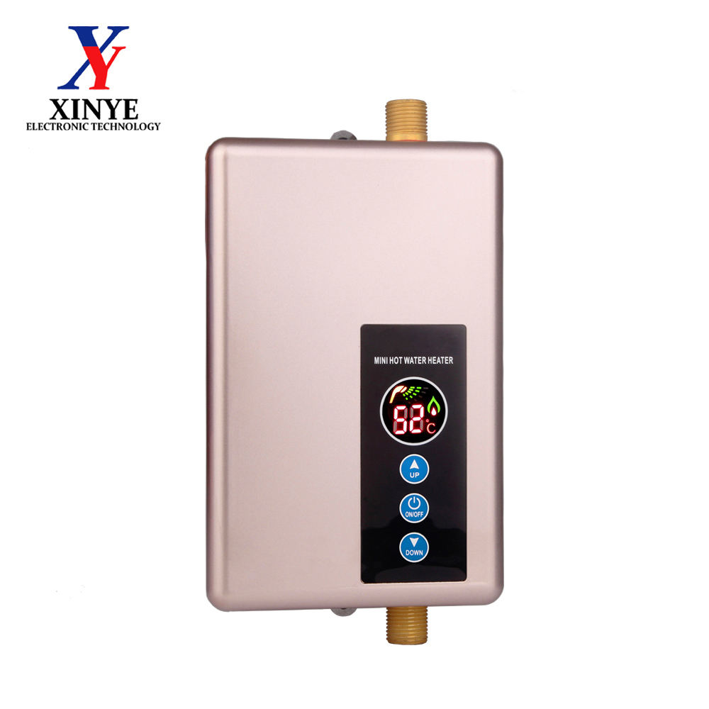 Electric water heater for both shower and kitchen instantaneous electric hot water heaters instant electric shower water heater