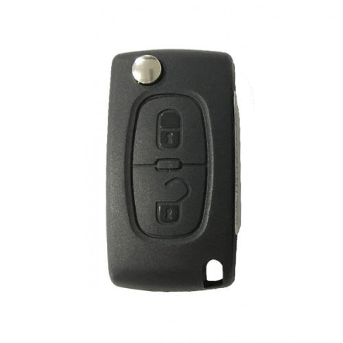 CN016030 Car Key For C2 C3 C4 PICASSO Remote Flip Auto Key Fob 433MHz ID 46 PCF7961 CE0536
