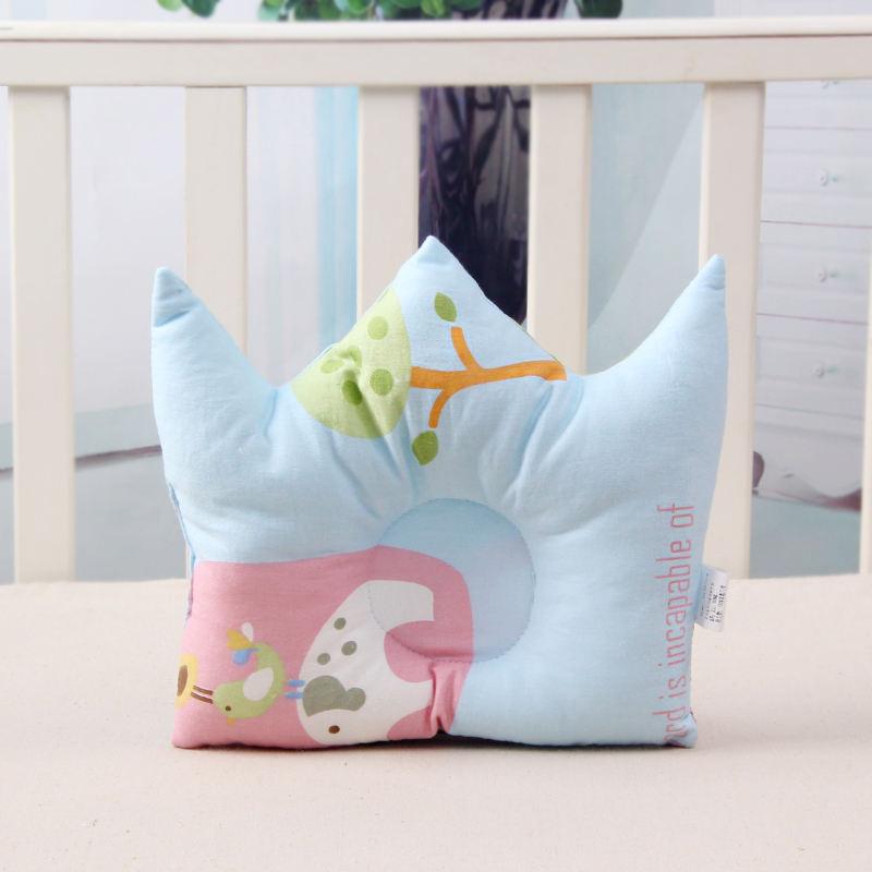 Удобные Новый дизайн Детские подушки с плоским носком