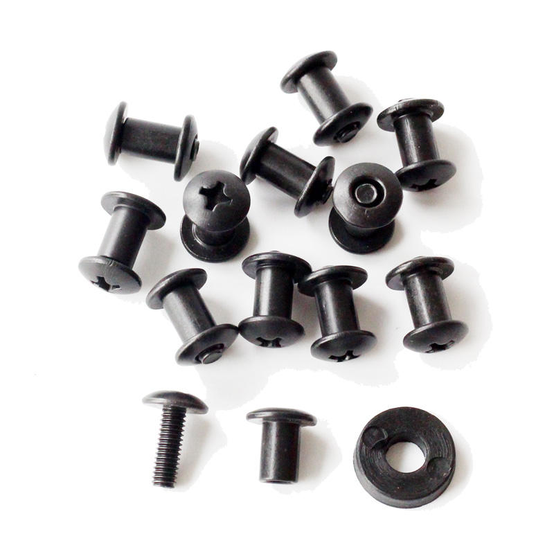 Tek lok Screw Set Chicago Screw comes with Washer for DIY Kydex Sheath Holster